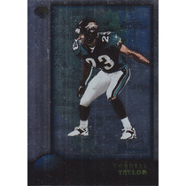 1998 Bowman Interstate Rookie Cordell Taylor Cb Jags