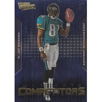 2000 Ultimate Victory Competitors R. Jay Soward Wr Jags