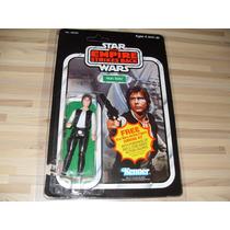 Vintage 1982 Han Solo Star Wars No Lili Ledy Esb