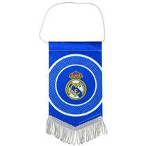 Mini Banderín - Real Madrid Bullseye Fútbol Oficial