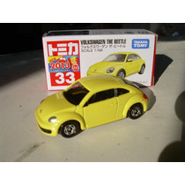 Volkswagen The Beetle De Tomica 1:66 Vv4