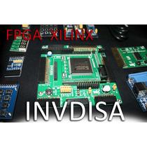 Fpga Xilinx Spartan Xc3s500e Incluye Accesorios