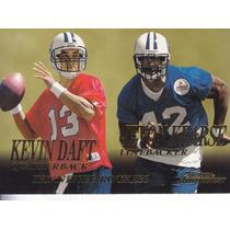 1999 Dominion Rookies Kevin Daft Jevon Kearse Titans