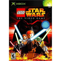 Lego Star Wars The Video Game Para Xbox Usado Blakhelmet