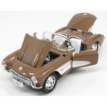 Chevrolet Corvette 1957 Maisto 1/18