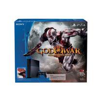 Playstation 4 God Of War+juego Fisico+control+garantia+nuevo
