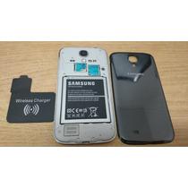 Cargador Inalambrico Receptor Samsung Galaxy S3 S4 S5 Note