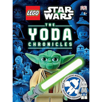 Lego Libro Star Wars The Yoda Chronicles Pasta Dura