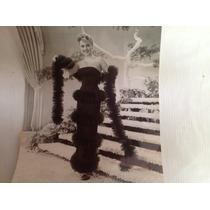 Fotos Artistas Holywood, Jean Moorehead $60.00 25x20 Cms