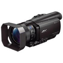 Camara Sony Profesional Fdr-ax100 Graba 4k Y También Fullhd