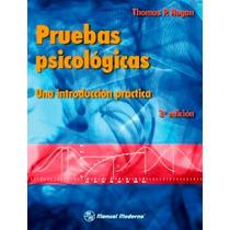 Pruebas Psicológicas Hogan Isbn: 9786074484984