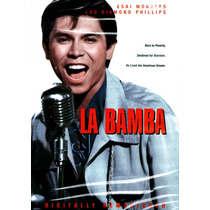 Dvd La Bamba (1986) - Luis Valdez / Lou Diamond Phillips