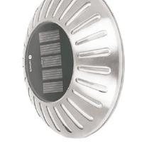 Oferta Lampara Solar Con Sensor De Luz 6 Leds Voltech