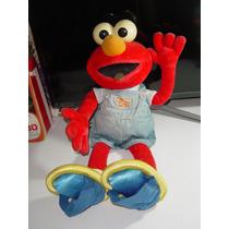 Figura De Elmo Mattel 2000 My Size Elmo Habla