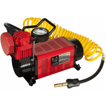 Mini Compresora De Aire Portatil Master Flow Mf1050 De 12v