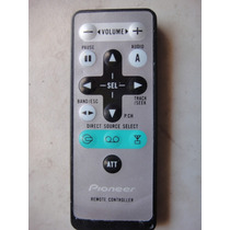 Control Para Autoestereo Pionner Cxb 7194