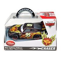 Cars Disney Neon Mcqueen. Case Acrilico. Chaser.