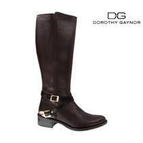 Zapato Dama Mujer Bota Moda Dorothy Gaynor F- T