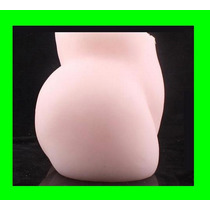Sex Toy Torso 3d Vagina Ano Real Natural Con Accesorios