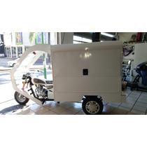 Motocarro Dazon Para Carro, Caja Seca Y Publicitario