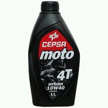 Cepsa Moto 4t Urban 10w40 Sintético. *