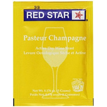 La Levadura Roja Estrella Estrella Roja Pasteur Blanc Champa