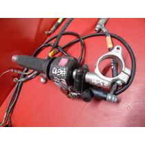 Manubrio 48mm (r) Suzuki Gsxr 600-750 93-94 (sin Mando)#618