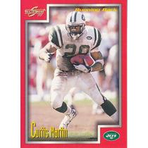 1999 Score Curtis Martin Rb Jets
