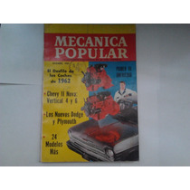 Revista Mecánica Popular / Diciembre De 1961 / De Colección