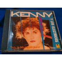 Kenny Y Los Eléctricos Cd Toda La Noche Sin Parar 1992 Autog