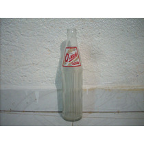 Antigua Botella Okey-cola No Pepsi-cola No Subasta