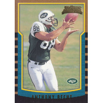 2000 Bowman Rookie Anthony Becht Te Jets
