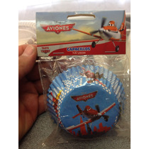 Capacillos Tematicos Aviones De Disney 200 Piezas