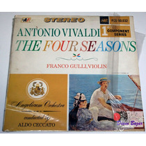Lp Antonio Vivaldi / The Four Seasons, Franco Gulli, Violin