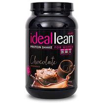 Protein Powder Ideallean Para La Mujer (brownie De Chocolate