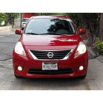 Nissan Versa Advance 2013 Autom. Fact. Original Unico Dueño