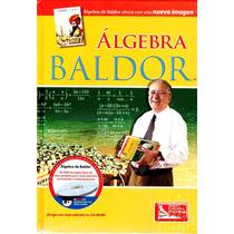 Algebra 2/ed Con Cd - Baldor, Aurelio / Patria