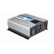 Convertidor De Voltaje 2000- 12v/110-120v Envio Gratis