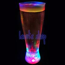 Yarda Vaso Luminoso Led Luz Multicolor Fiesta Bar Rave Antro