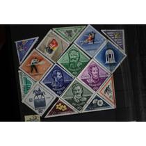 Colección Mas De 3,000 Estampillas Postales Internacionales