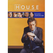 Dr. House Temporada 2, Serie De Tv En Formato Dvd