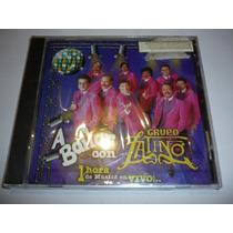 A Bailar Con Grupo Latino En Vivo Cd 1998 Nuevo Sellado!