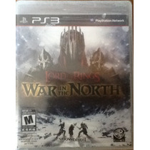 Lord Of The Rings War In The North Ps3