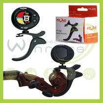 Afinador Para Violin Fzone Ft-550 Con Clip Especial -winners
