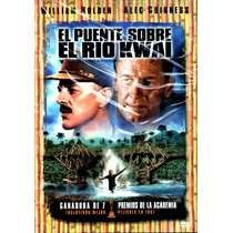 Dvd Puente Sobre El Rio Kwai (bridge On The River Kwai) 1957