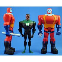 Dc Universe Justice League Unlimited Green Lantern Manhunter