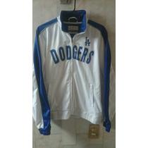 Chamarra Los Ángeles Dodgers Original Mlb New Era Majestic