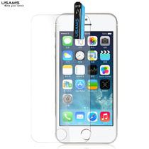 Mica Protector De Cristal Templado Iphone 5s, 5c, 5 Usams
