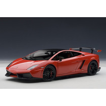 Lamborghini Gallardo Lp570 Supertrofeo Stradale A Escala