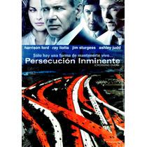 Dvd Persecucion Inminente (crossing Over) 2009- Wayne Kramer